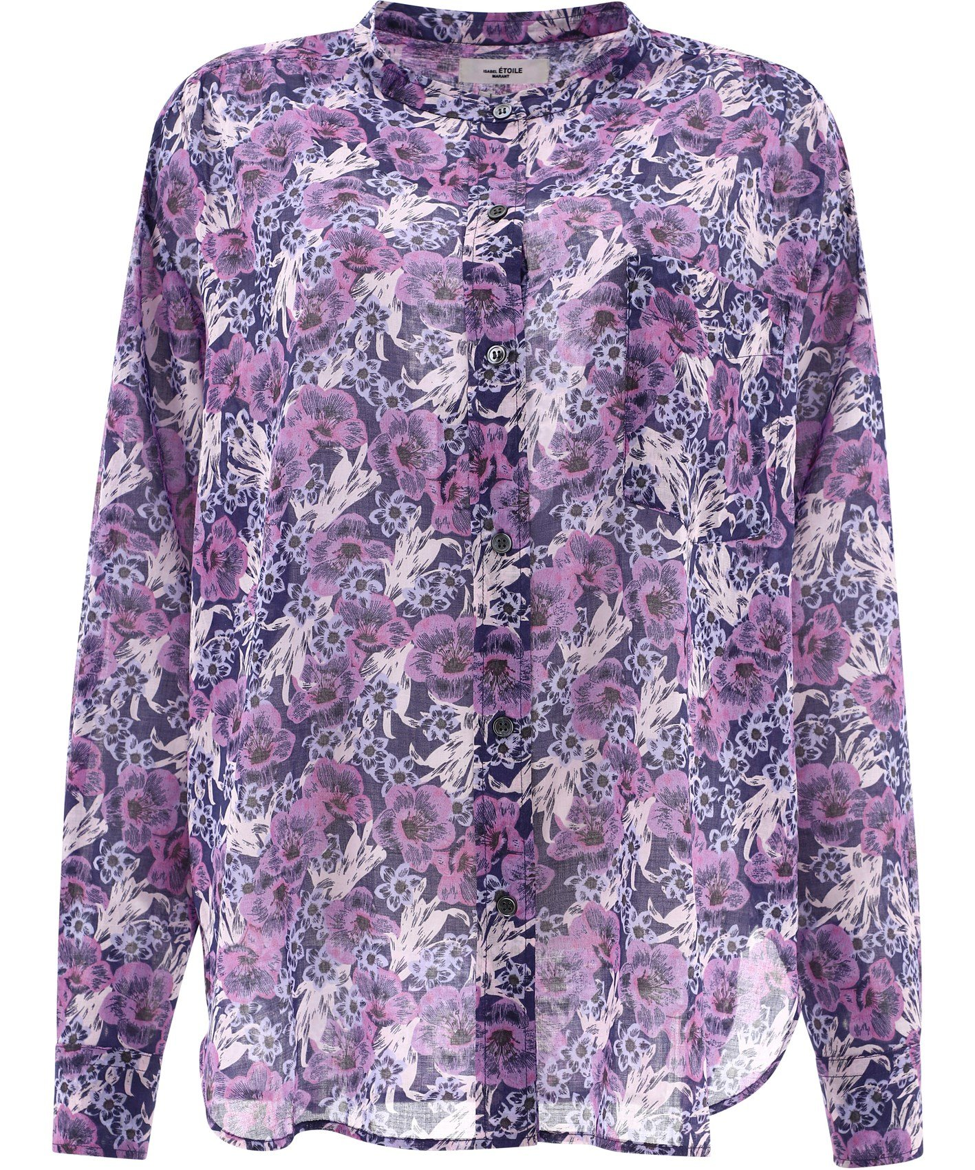 """Mexika"" floral shirt"