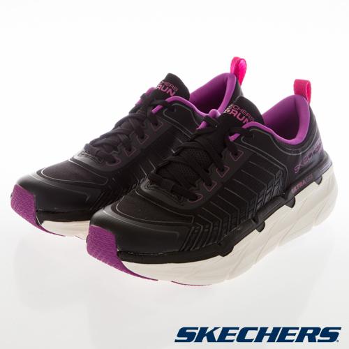 SKECHERS 女 慢跑系列 GORUN MAX CUSHIONING PREMIER - 128133BKPR