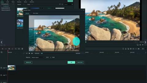 Aprende a editar videos con Filmora