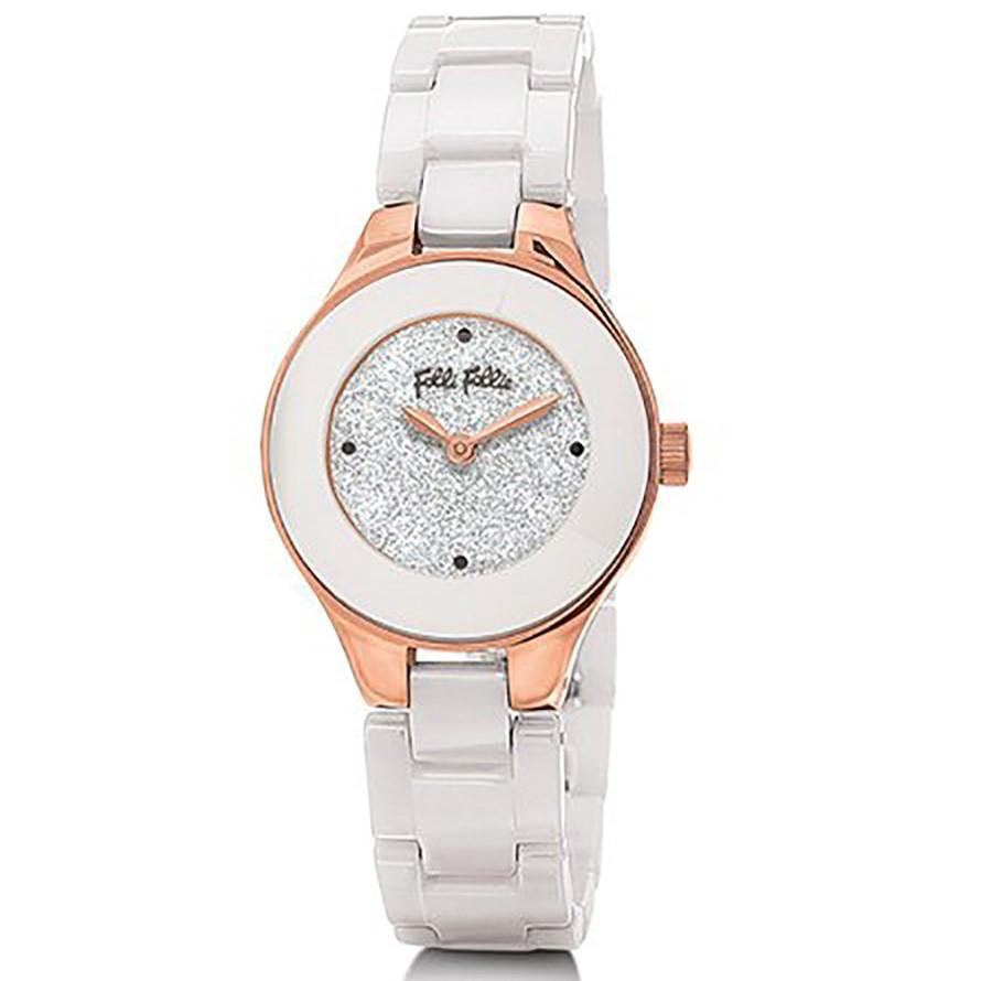 Folli Follie 華麗陶瓷手錶 WF16R045BZS.XX【富士一品】