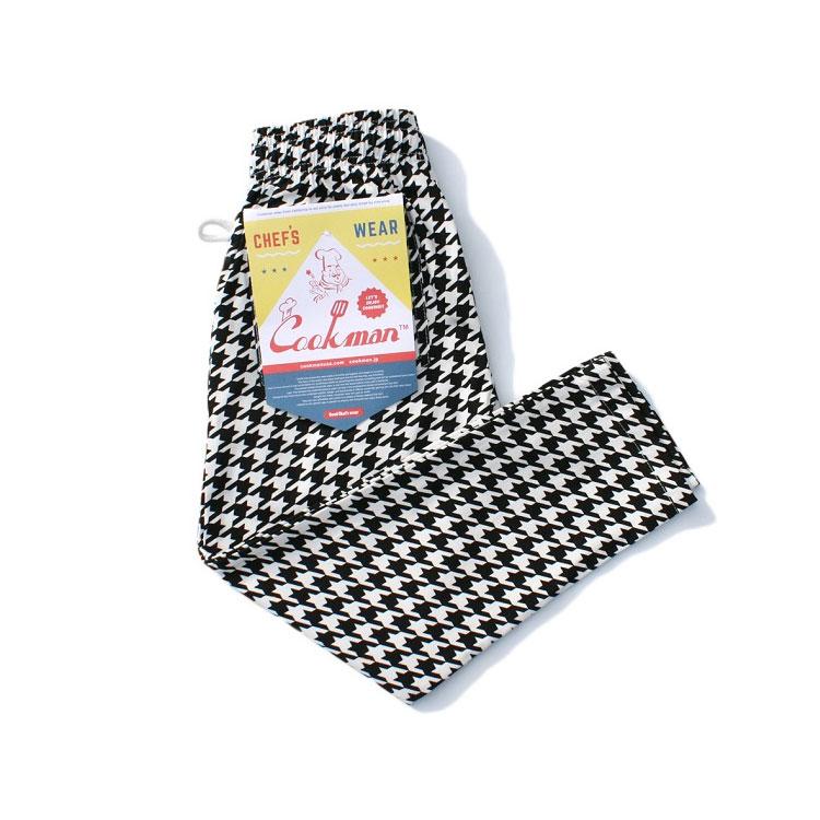Cookman USA 231-91811 Chef Pants 廚師長褲 / 休閒長褲 (千鳥格)