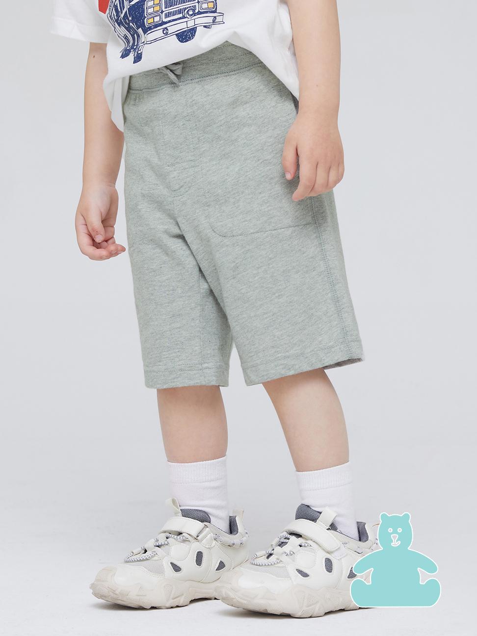幼童 布萊納系列 純棉簡約風運動褲
