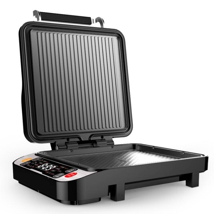 110v伏利仁電餅鐺出國美國日本加拿大台灣小家電智慧烙餅鍋煎餅鍋