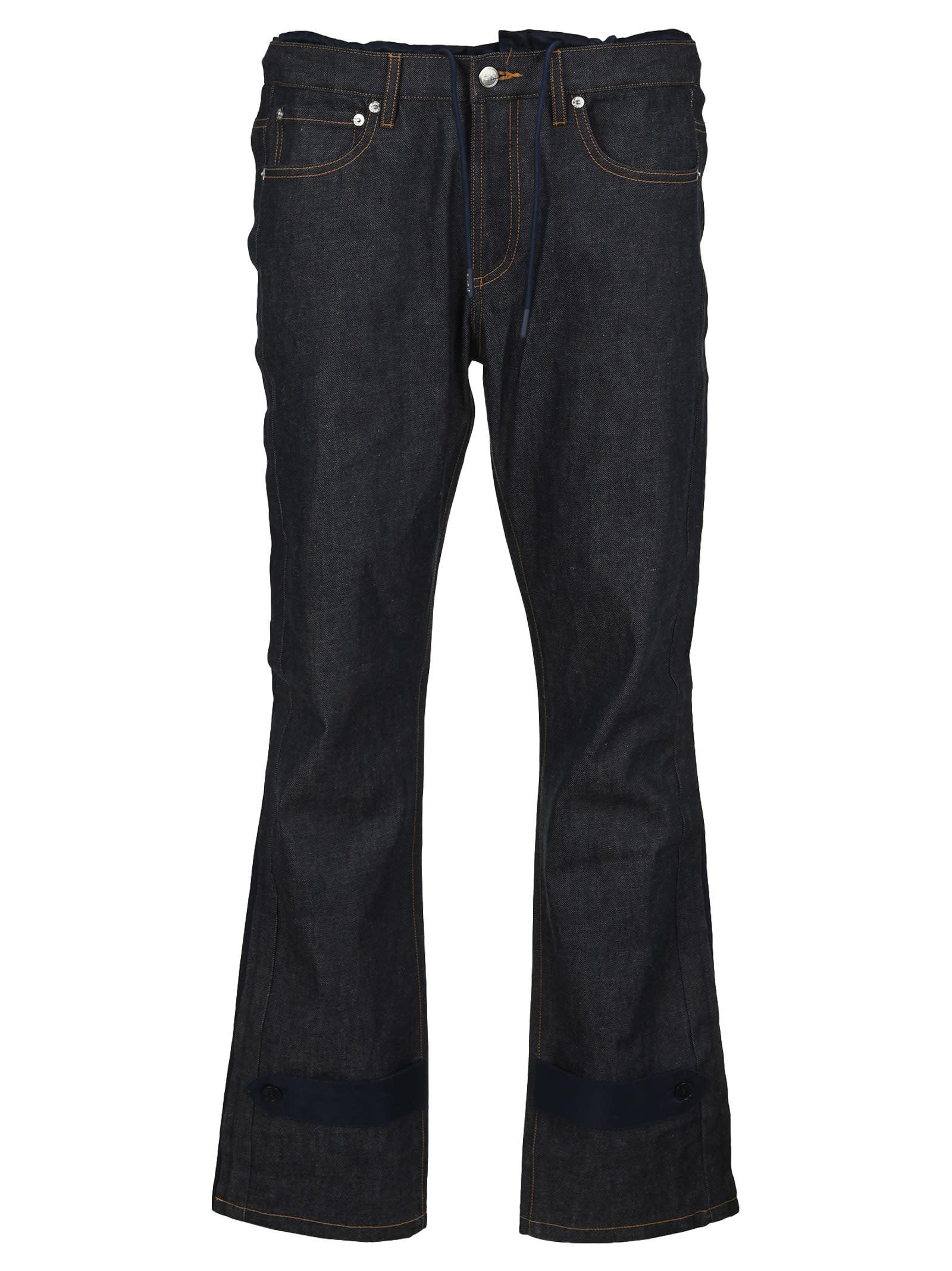 A.p.c. X Sacai Haru Trousers