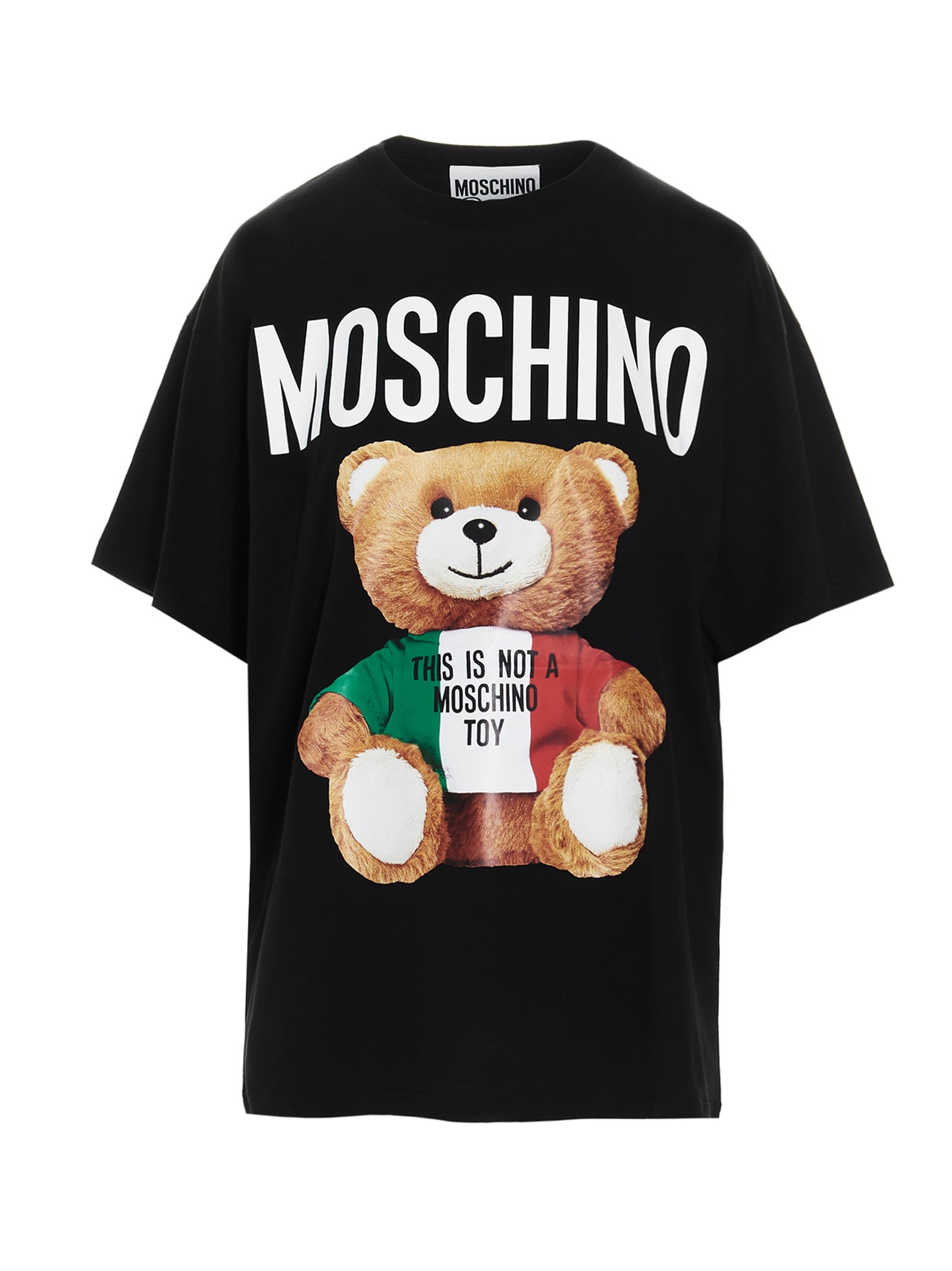 Moschino teddy Italia T-shirt