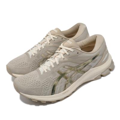 Asics 慢跑鞋 GT-1000 10 Earth Day 女鞋 亞瑟士 地球日 永續環保 吸震 穩定 米 淺褐 1012B084101