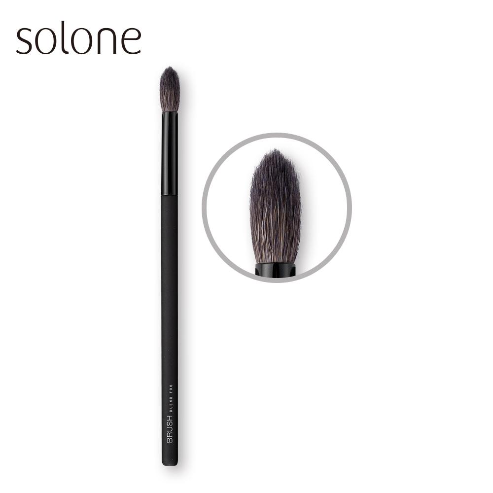 【滿額贈洗刷噴霧】Solone 大藝術家玩色鼻影暈染刷-F06
