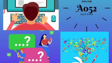 English Word Placement and Grammar Test - Quiz Bank A052