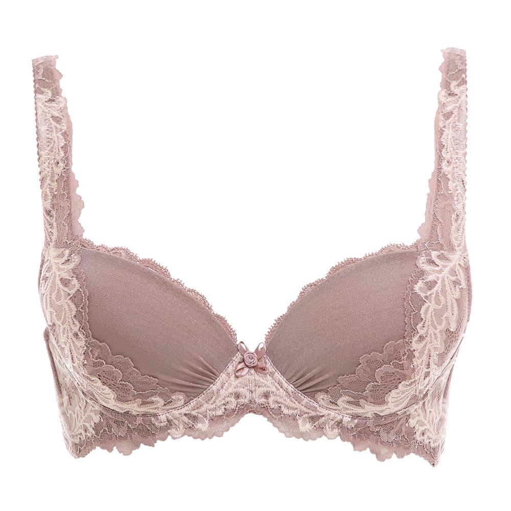 【2件9折】黛安芬-美型系列質感無痕 B-D罩杯內衣 透膚粉|YE002911 S5