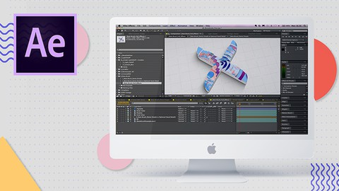 Adobe After Effects. -
