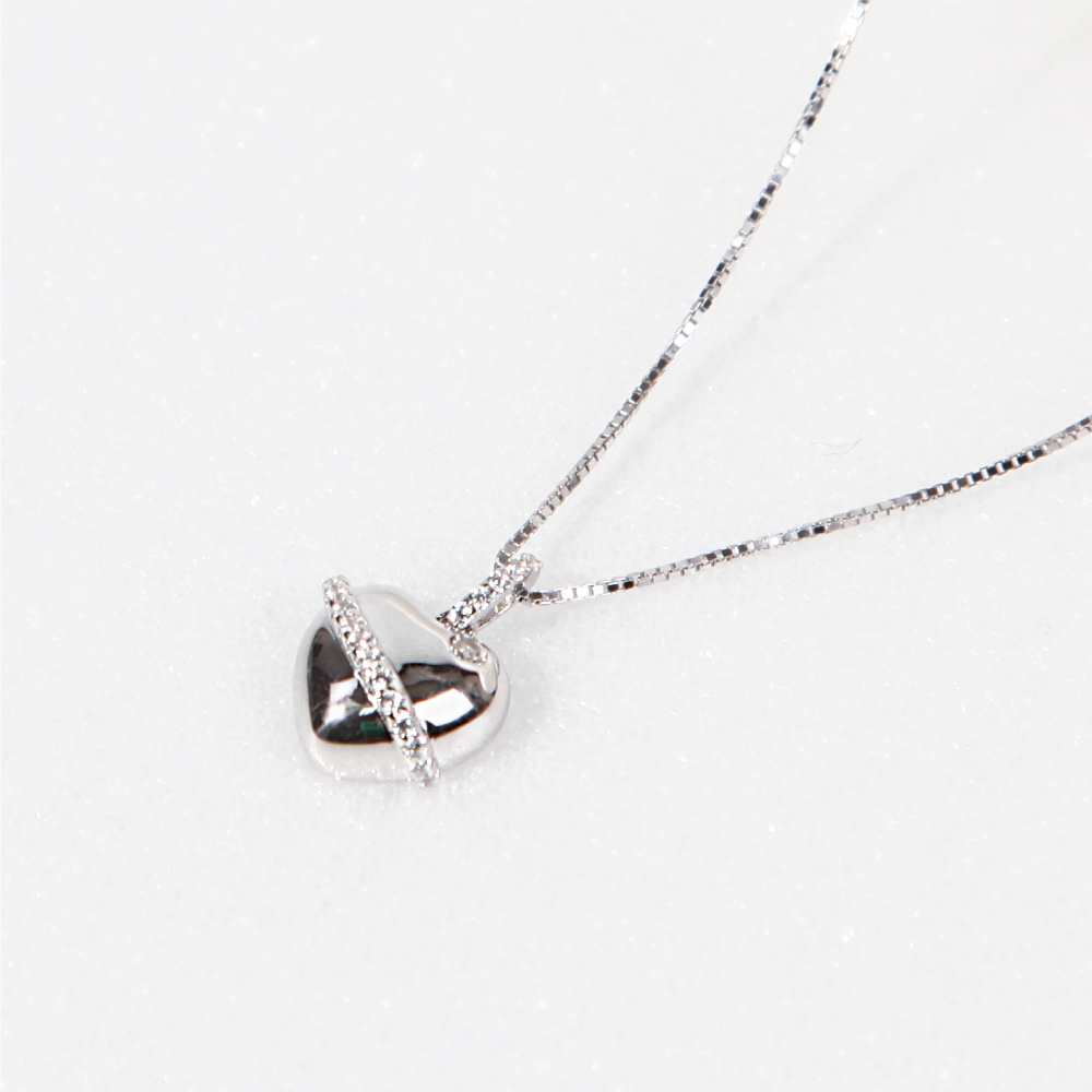 SO NICE深刻愛戀純銀項鍊