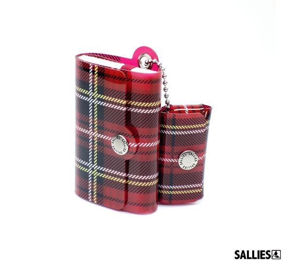 日本SALLIES Minimal Wallet PocketPal皇家史都迷你錢包
