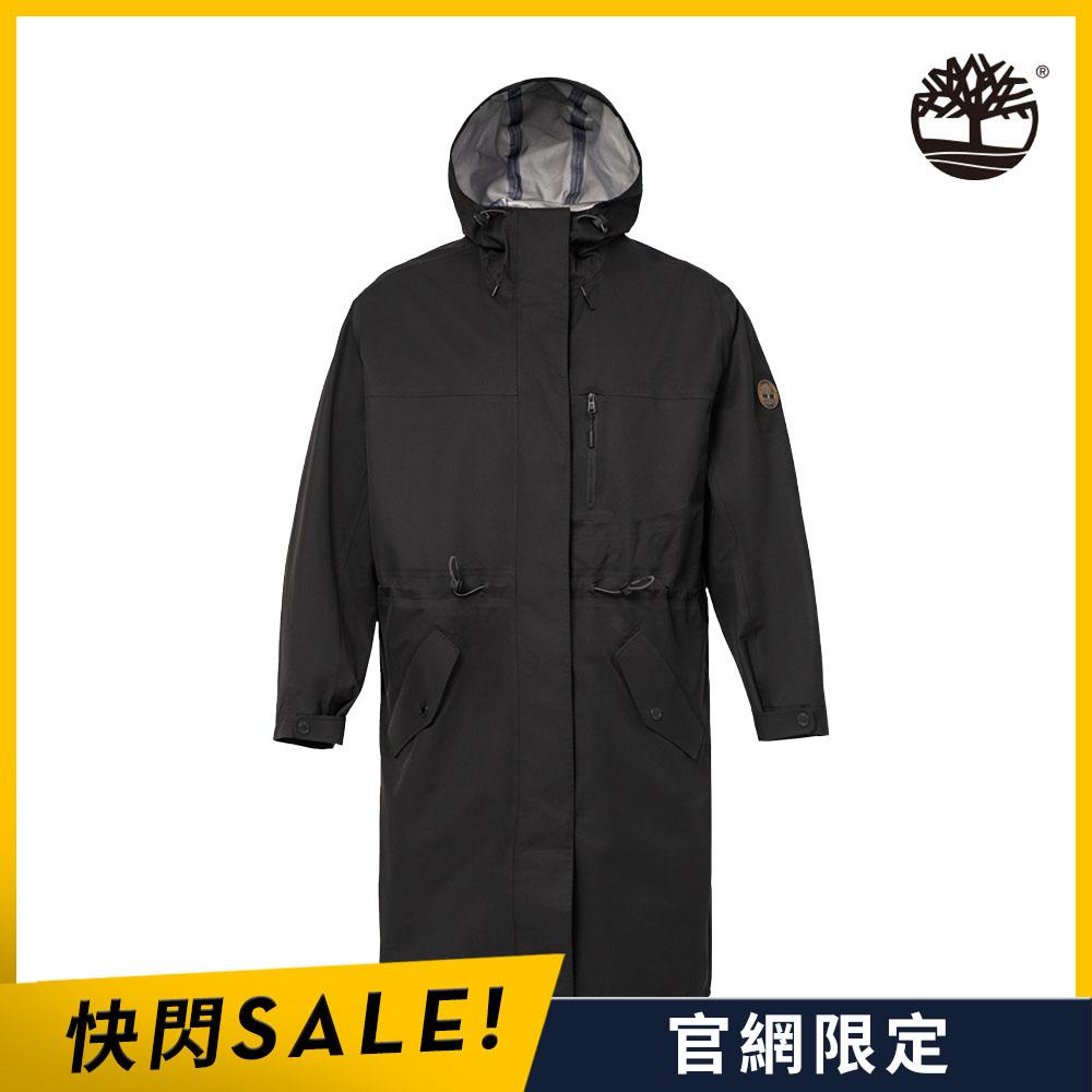 【Model穿搭款】Timberland 女款三合一防水長版大衣|A2BW4001