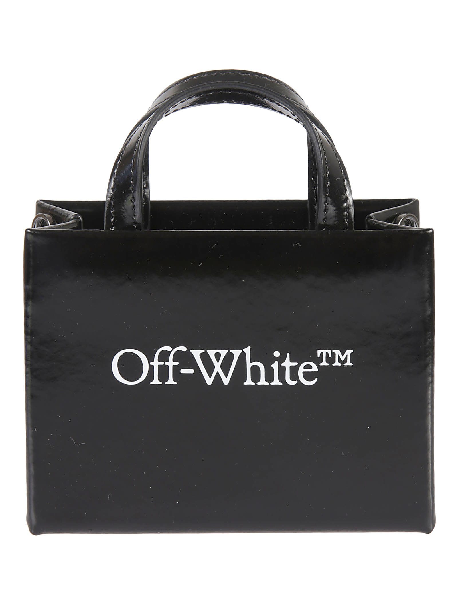 Off-White Logo Baby Box Tote
