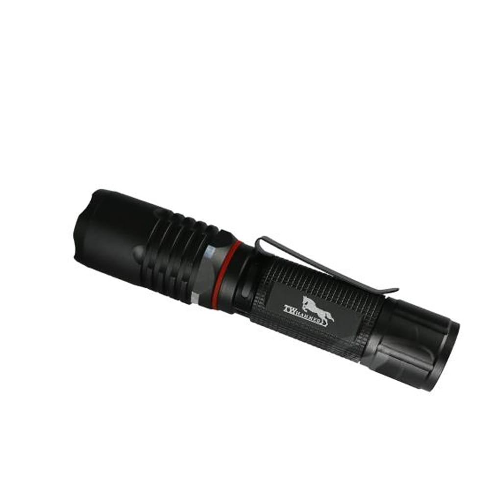 【Light RoundI光之圓】CREE T6 LED 超亮手電筒 高亮度伸縮側光燈LR6331
