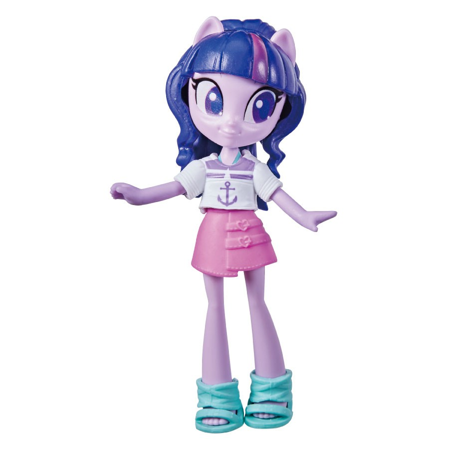 My Little Pony 彩虹小馬 迷你小馬國女孩衣服組 玩具反斗城