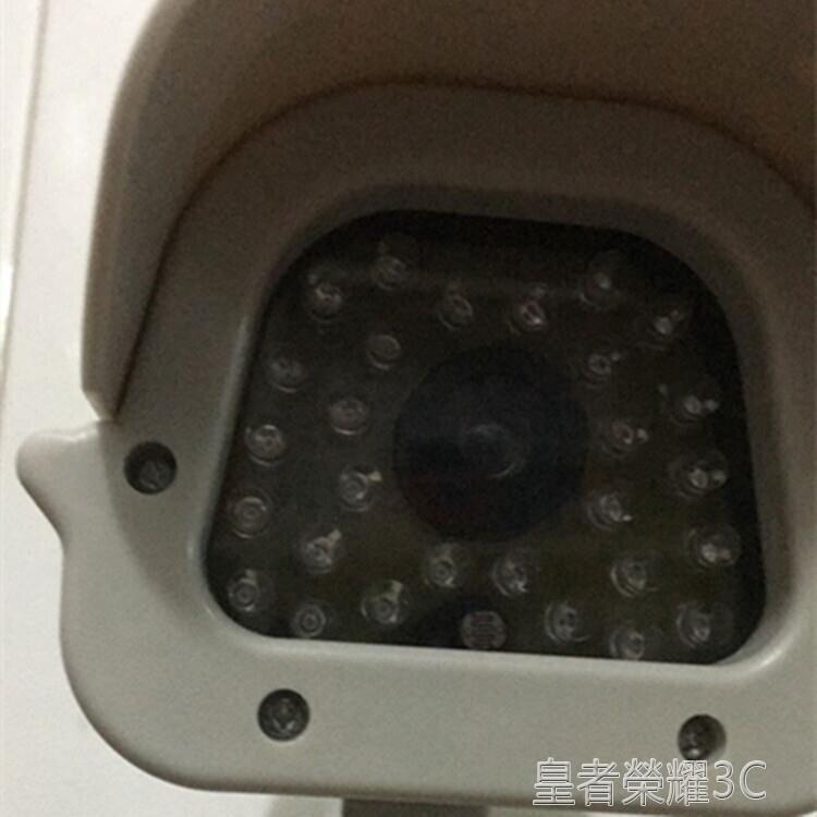 仿真監控 新款插電款仿真監控仿真攝像頭220V假監控假攝像頭30燈感應送電源 2021新款