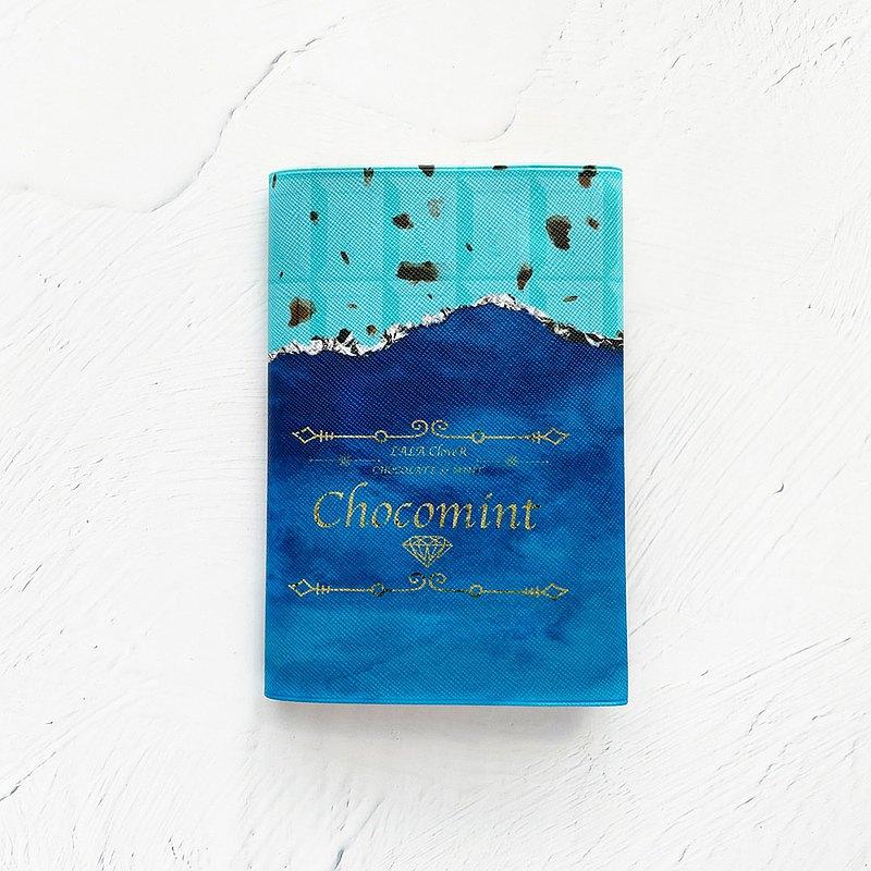 書籍封面巧克力薄荷/書籍BOOK平裝書巧克力糖果