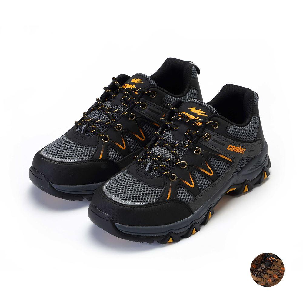 COMBAT艾樂跑男鞋-戶外運動鞋-灰/咖啡(FA591)