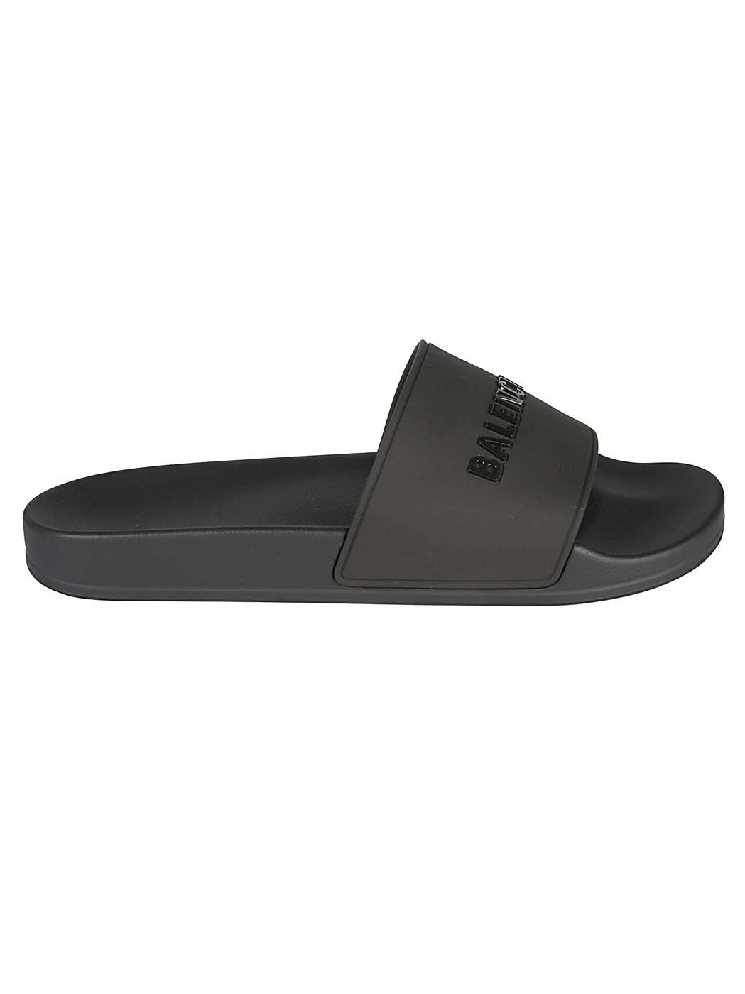 Balenciaga Sandals Black