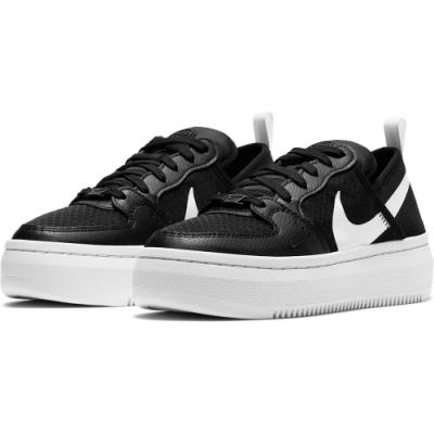 NIKE 休閒鞋 運動鞋 厚底 女鞋 黑白 CW6536-001 W COURT VISION ALTA TXT