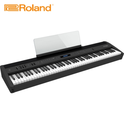ROLAND FP-60X BK 數位電鋼琴 黑色純主機款