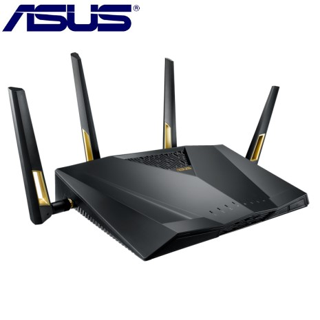 【ASUS 華碩】RT-AX88U 雙頻無線路由器