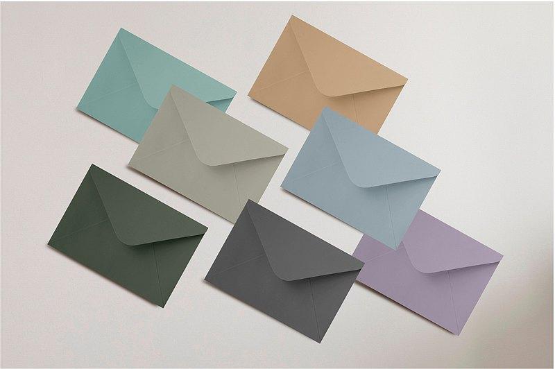 W&W婚卡盛宴-進口紙材質感信封-信封D-基本30個