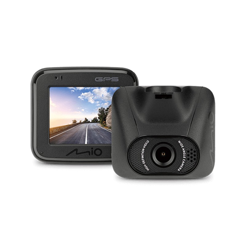 Mio MiVue™ C550 夜視進化支援雙鏡 GPS行車紀錄器 廠商直送 現貨