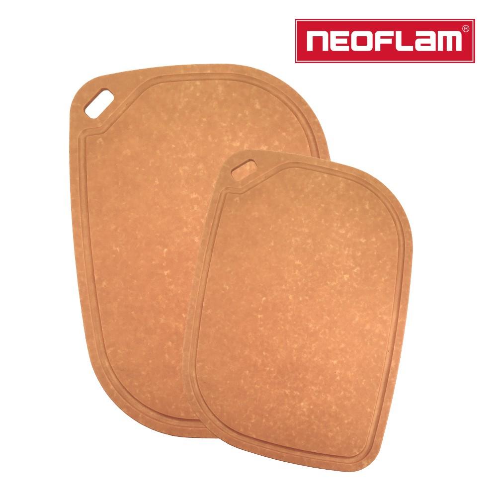 NEOFLAM 高密度木纖維抗菌砧板(多款任選)