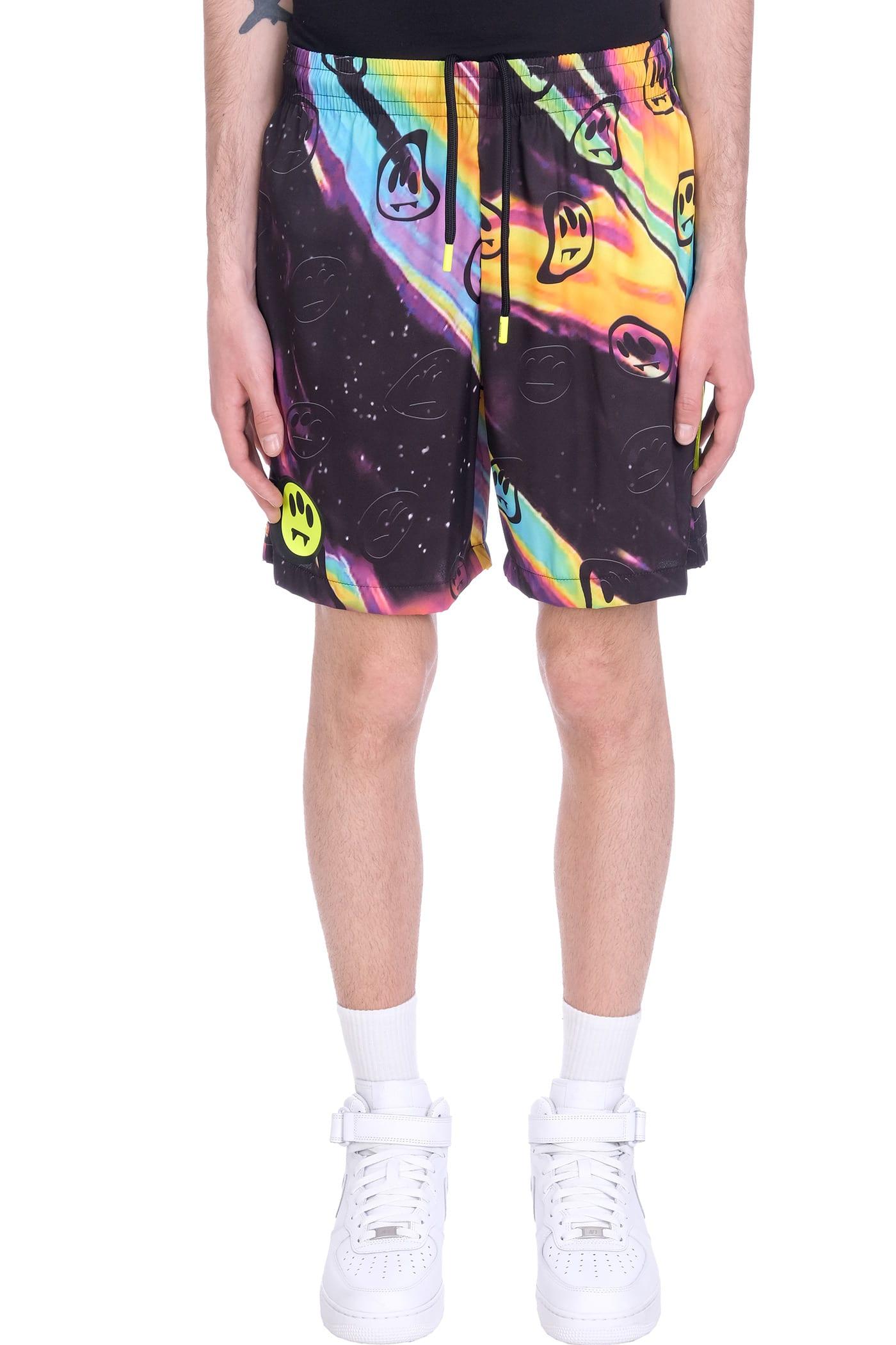 Barrow Shorts In Multicolor Polyester
