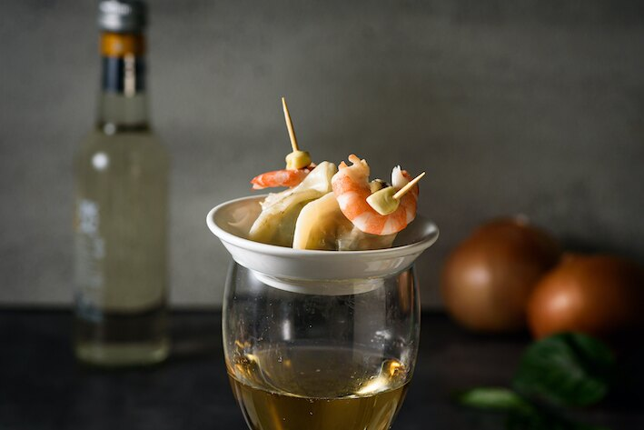 [鮮蝦海鮮水餃] 西班牙墨魚汁 全海鮮餃 (25顆 / 600g 5%)
