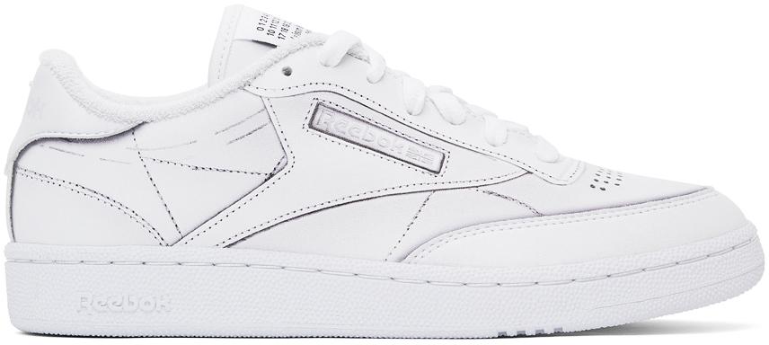 Maison Margiela 白色 Reebok 联名 Project 0 运动鞋
