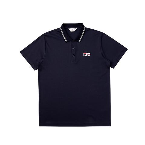 FILA POLO衫-丈青 1POV-1452-NV