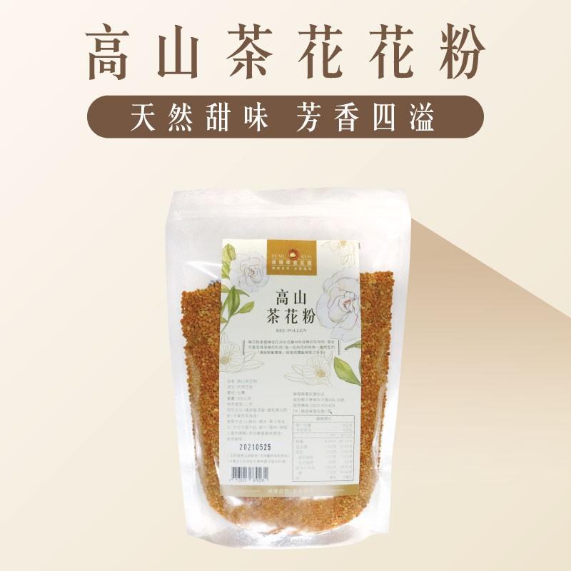 蜂國蜂蜜莊園-茶花花粉, 500g