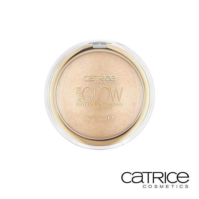 【Catrice 卡翠絲】礦物光綻打亮餅030