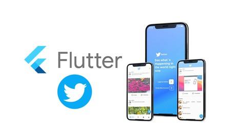 Twitter App With Flutter