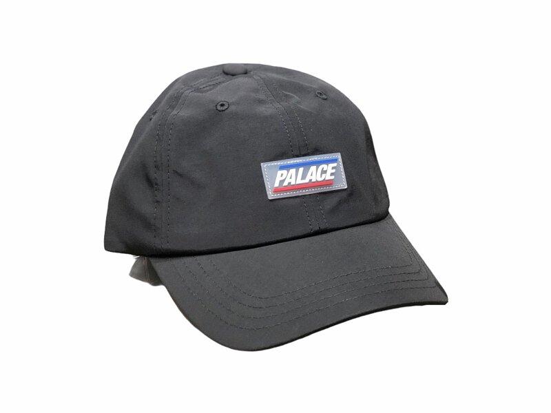 Palace 鴨舌尼龍帽 黑色
