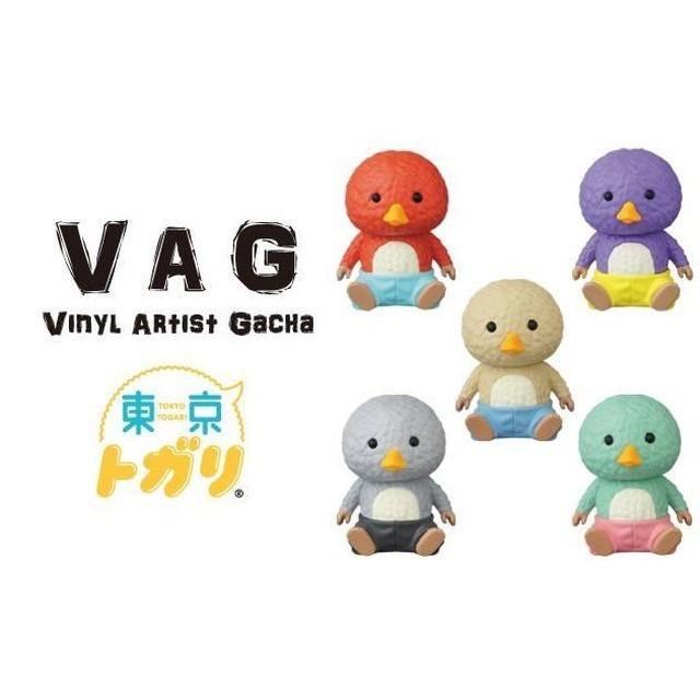 MEDICOM VAG 19代 東京TOGARI (一套5款)