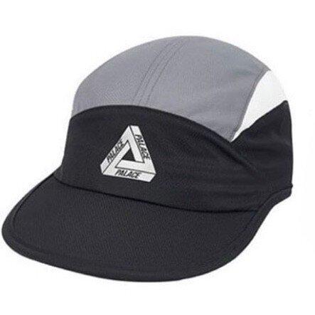 Palace 六片帽 黑色