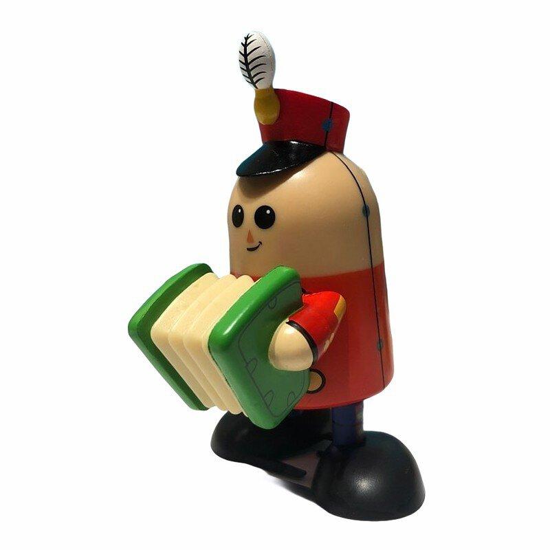 玩具總動員 Shufflerz 走路公仔 Tinny