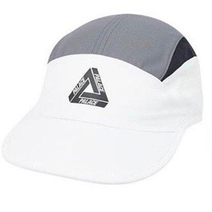 Palace 六片帽 白色