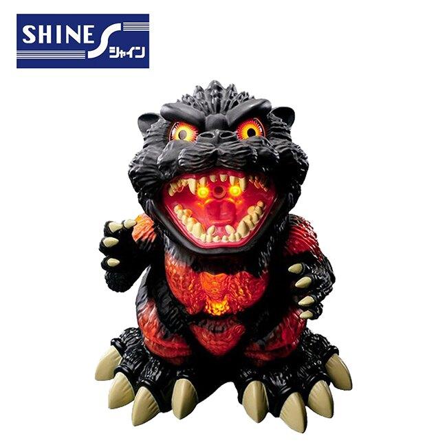 【日本正版】紅蓮哥吉拉 加濕王 超音波 加濕器 哥吉拉 GODZILLA SHINE - 373038