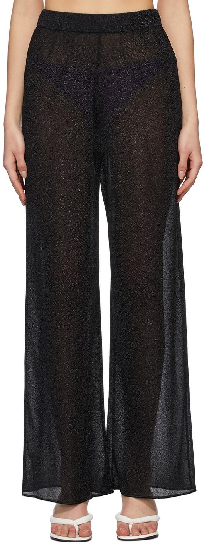 Oséree 黑色 Lumière 运动裤