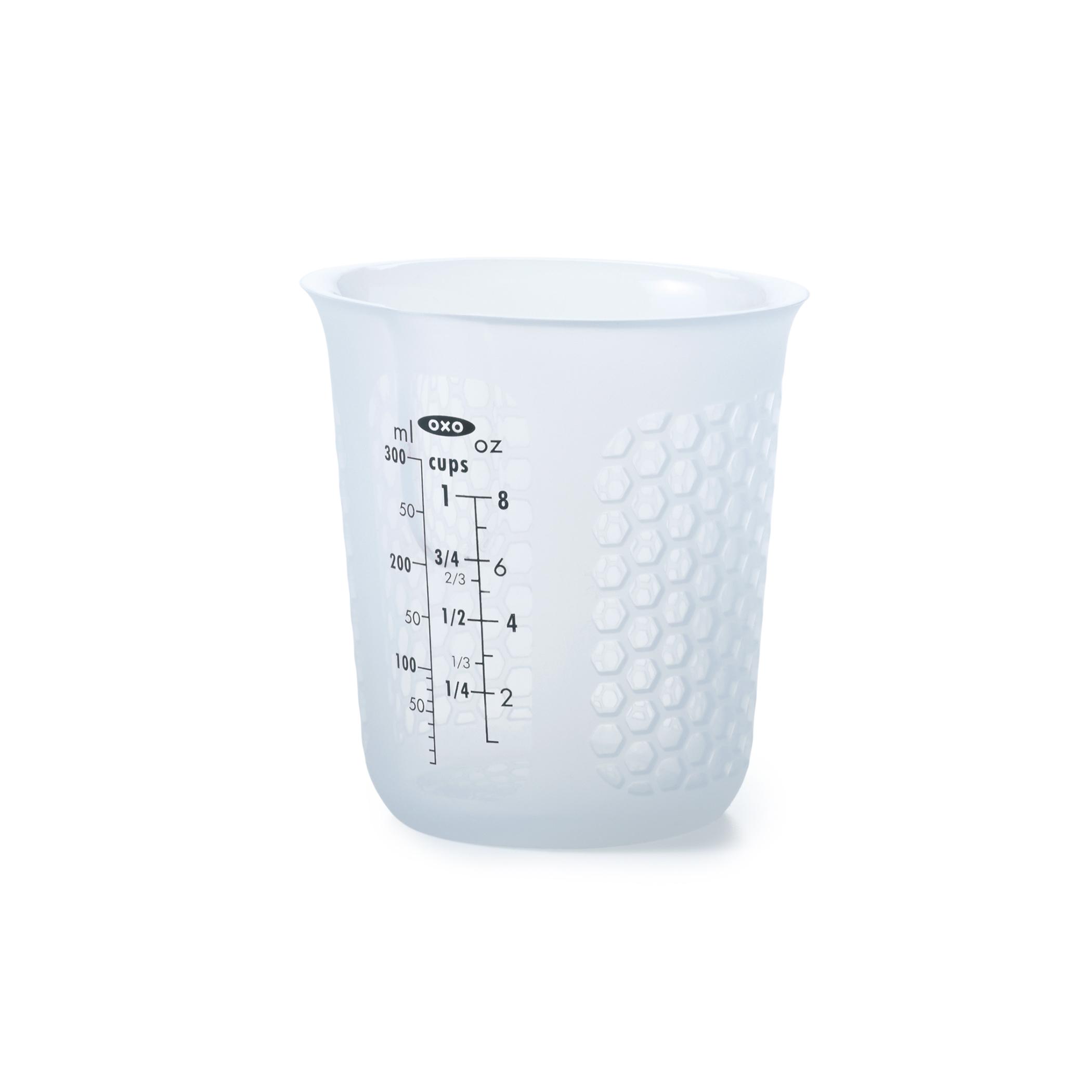 OXO 矽膠軟質量杯 0.25L 010310SET1