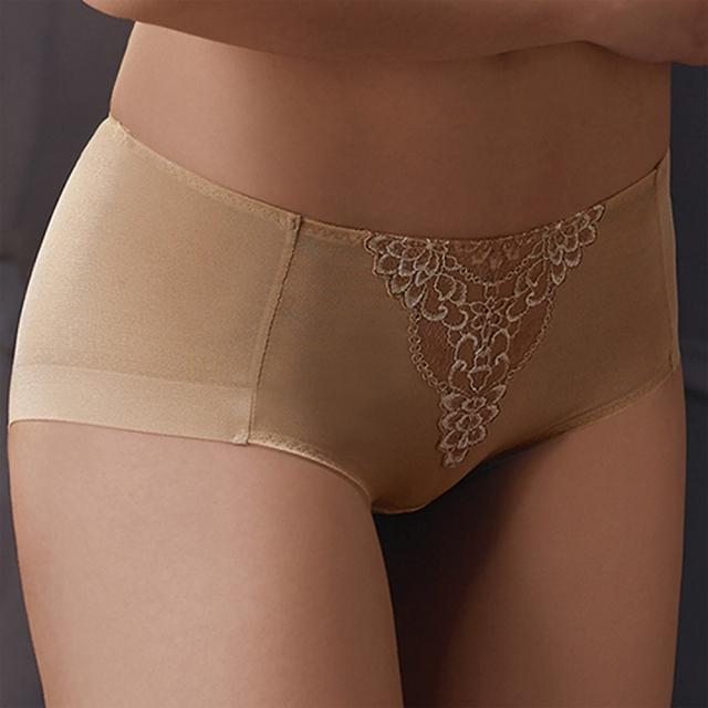 【WACOAL華歌爾】內褲 胸托ZB4676 搭配內褲 M-LL摩奇X 中腰平口內褲-ZS2276S5