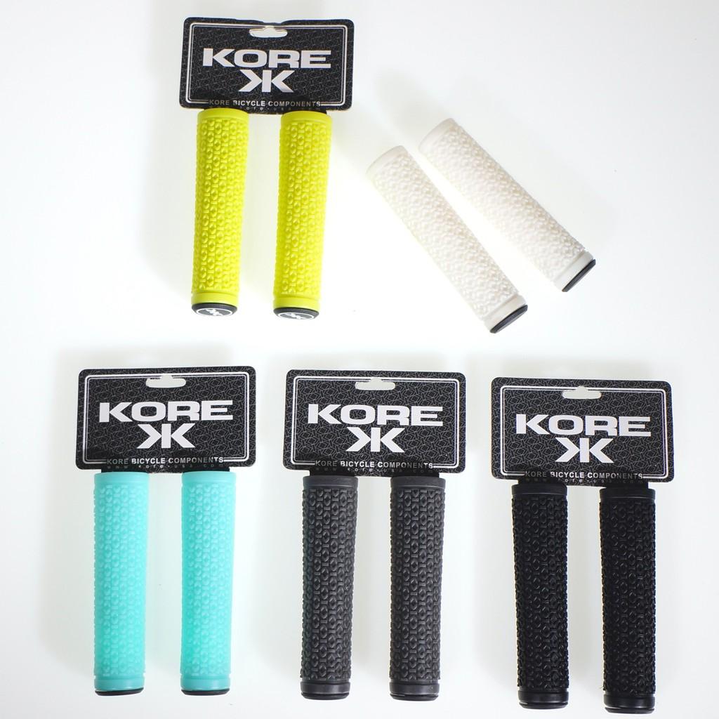 Kore 自行車公路車登山車 Ikon Grips 135mm 淺藍/白色/黑色/黃色/灰色 把手把手套握把套