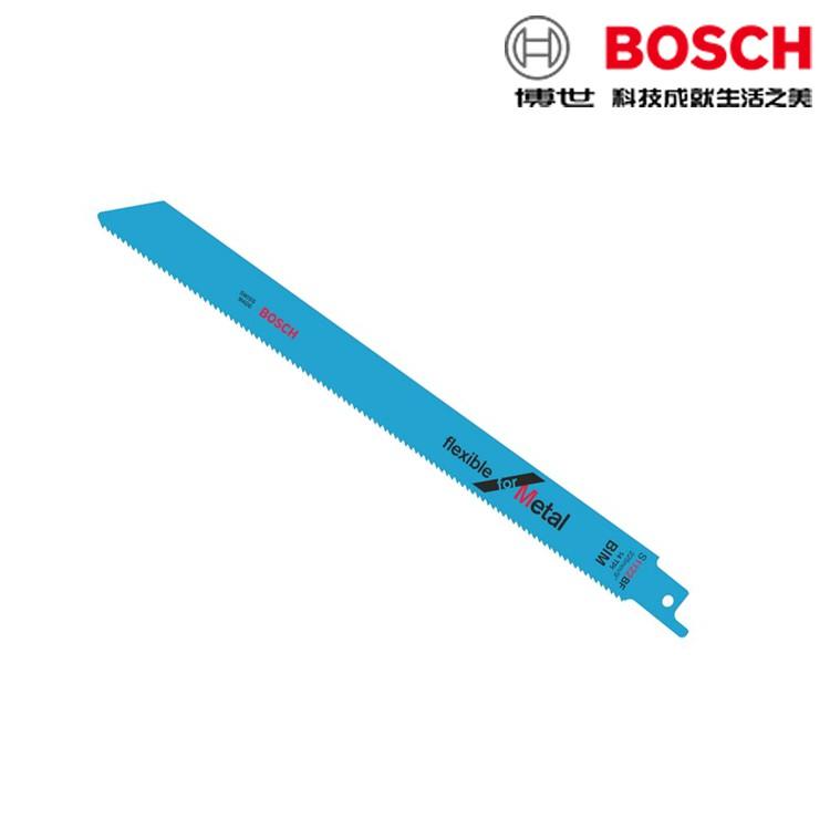 BOSCH博世 軍刀鋸片 S1122BF 金屬用 金屬板 管材 切割快速 雙金屬BIM 金屬管 管材 型材