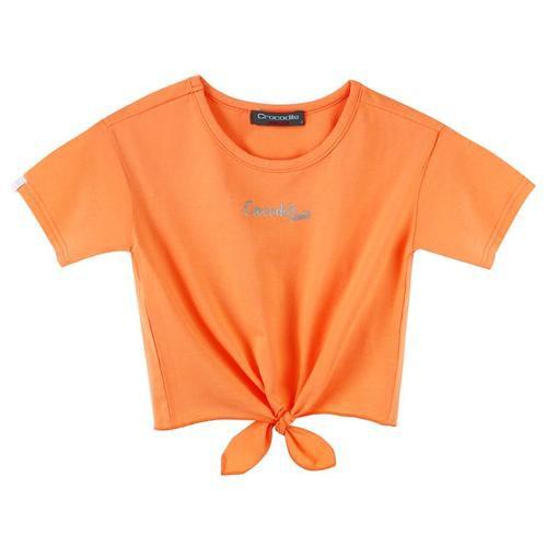 Crocodile Junior 『小鱷魚童裝』555480綁帶T恤 Ggo(G購)