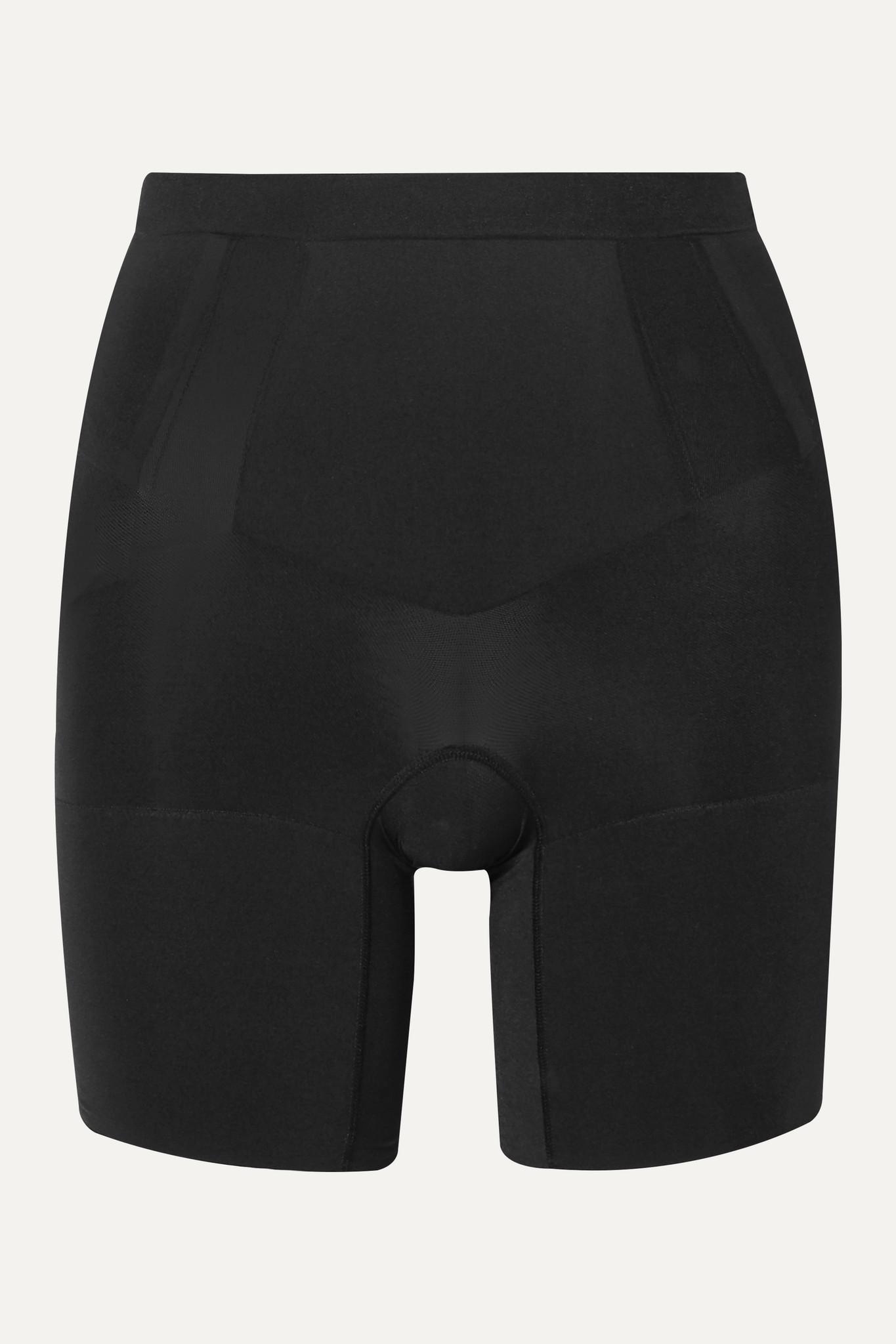 SPANX - Oncore 塑形短裤 - 黑色 - large